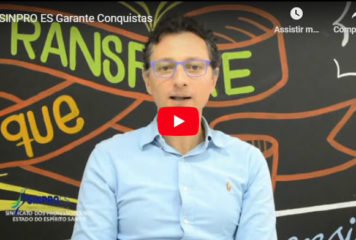 SINPRO/ES Garante Conquistas