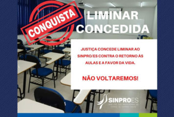CONQUISTA: LIMINAR CONCEDIDA