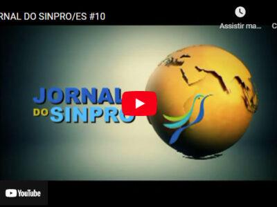 JORNAL DO SINPRO/ES #10