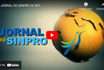 JORNAL DO SINPRO ES #07
