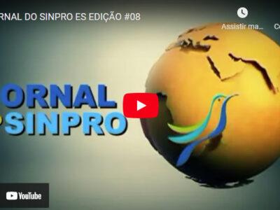 JORNAL DO SINPRO ES #08