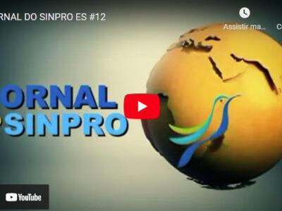 JORNAL DO SINPRO ES #12