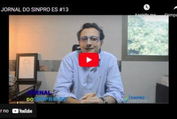 JORNAL DO SINPRO ES #13