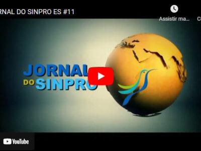 JORNAL DO SINPRO ES #11