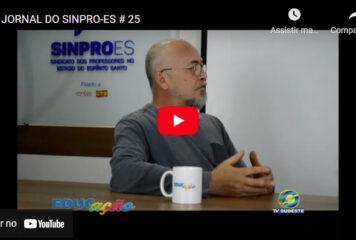 JORNAL DO SINPRO-ES #25