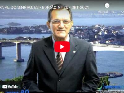 JORNAL DO SINPRO-ES #26