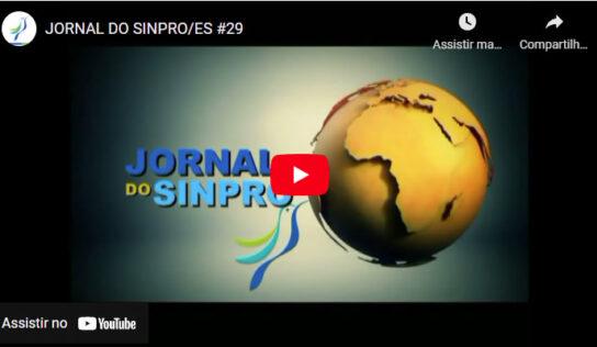 JORNAL DO SINPRO-ES #29