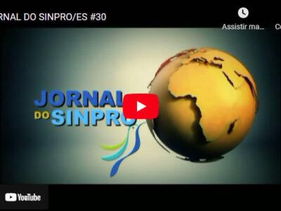 JORNAL DO SINPRO-ES #30