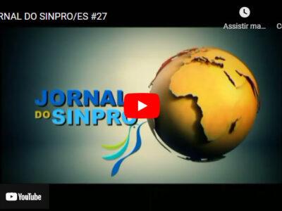 JORNAL DO SINPRO-ES #27